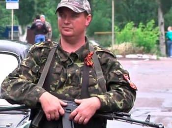 Боевики признают, что им выгодна война в условиях города
