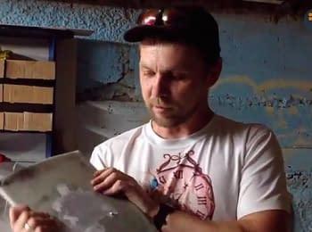 Волынские самообороновцы делают «народные» бронежилеты