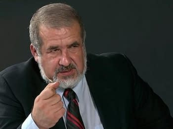 Refat Chubarov: War won't help to return the Crimea