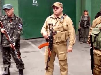 Донецьк: Захоплення управління внутрішніх справ