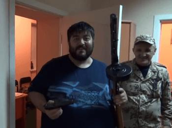 Осетины воюют против Украины
