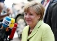 Merkel: New sanctions can expect Russia (July 16, 2014)