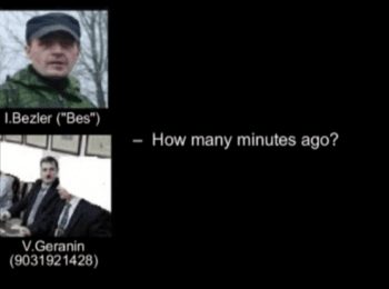 Security Service of Ukraine intercepted the conversation of terrorists about downed Boeing 777 (English subtitles)