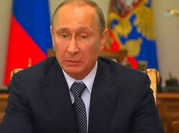 Putin: Ukraine bears responsibility for the downed Boeing 777