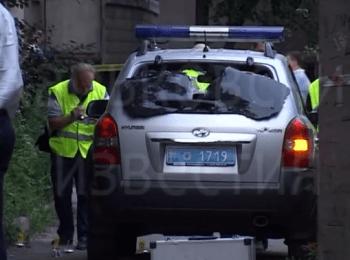 У Харкові розстріляли інкасаторів, 17.07.2014
