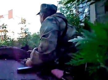 Дзержинск: Уличные бои, 21.07.2014 (18+ нецензурная лексика)
