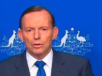 Австралія про причетність бойовиків до аварії Боїнга 777 авіакомпанії «Малайзійські авіалінії» (21.07.2014)