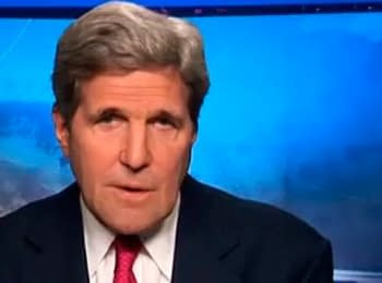 Kerry: Russian Federation a supports, inspires and trains separatists