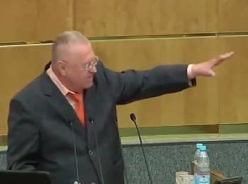 Zhirinovsky about Ukraine and Russia: Correctly there was a Maidan