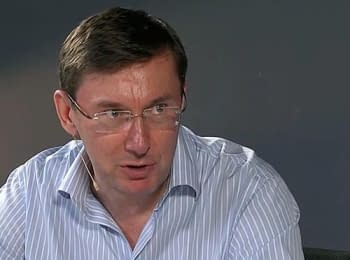 Yury Lutsenko: No matter how strong was not Russia - we have something for her to take