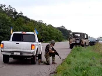 Батальон «Донбасс»: Горловский блокпост