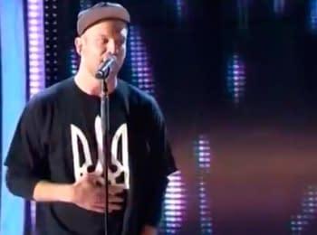 «Нова хвиля-2014»: Іван Дорн виконав пісню українською мовою