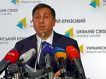 Мониторинговая миссия ООН по правам человека в Украине  представила четвертый Доклад о ситуации с правами человека в Украине (28.07.2014)