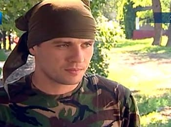 "Soldier of the battalion ""Aydar"" about circumstances of receiving wounds by  the journalist of Espreso.TV"