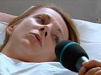Раненая в зоне АТО журналистка Еспресо.ТВ дала первое інтерв'ю