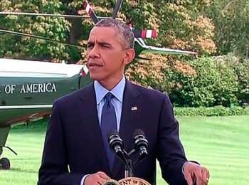 США ввели нові санкції проти Росії – Обама (29.07.2014)