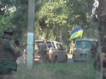 Освобождение Авдеевки от боевиков, 29-30.07.2014