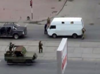 З життя Луганська