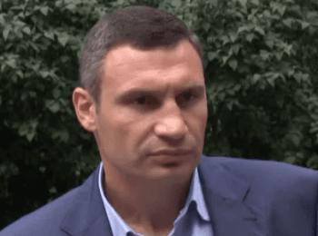 Кличко требует немедленно навести порядок на Майдане