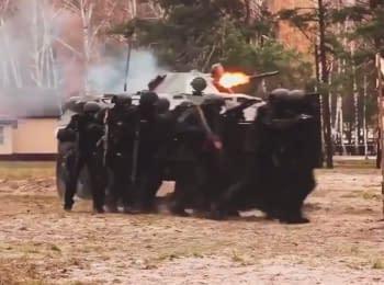 Національна гвардія України: Час бути професіоналом