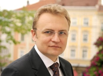Appeal of the mayor of Lviv Andriy Sadovyi (August 14, 2014)