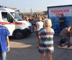 Керченська переправа, порт «Крим»: Чоловік помер у черзі на пором