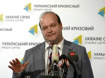 Valery Chaly about negotiations in a format Ukraine - the EU - the Customs union