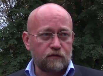 Генерал-полковник Володимир Рубан: «Хороший переговорник багато слухає, мало говорить»