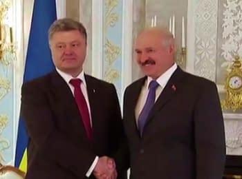 Президент Украины: Ключевая позиция сегодня - это мир на Донбассе