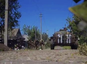 Battle in Ilovays'k, on August 26, 2014 (18+ Explicit language)