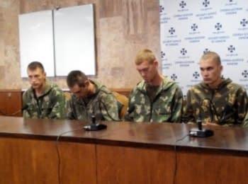 """Российские десантники: """"Все не так, как показывают по телевидению"""""""
