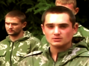 Statement by fighters of the Russian airborne Svirsk division #98 (English subtitles)