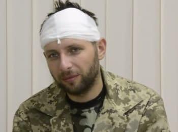 Володимир Парасюк повернувся з російського полону