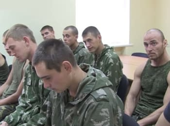 "Kostroma paratroopers: ""We were told that we on training"""