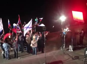 Как снимают «правильные» новости в Крыму