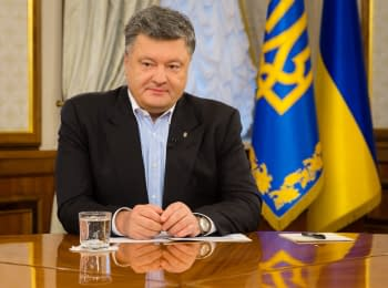 Petro Poroshenko's interview, 21.09.2014