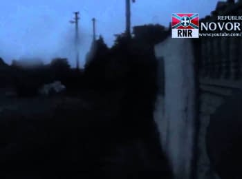 (Part 1) Pro-Russian terrorists posted a video of attack on Donetsk Airport