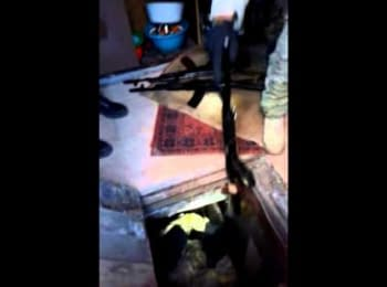 SBU defused a commando group which was preparing the attacks in Mariupol