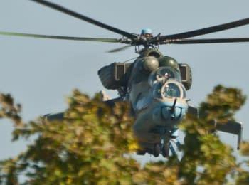 Героїзм Українських льотчиків