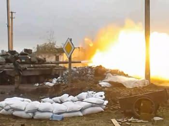 5-денний штурм українського блокпосту в Нікішино