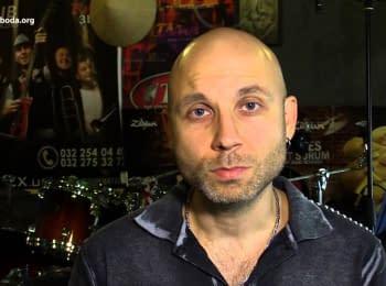 Лист російському другові: лідер гурту Mad Heads звернувся до друга в Петербурзі