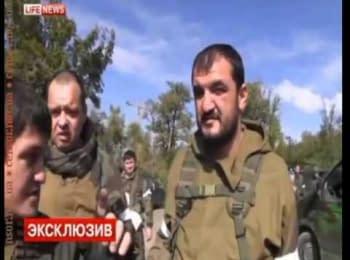 Абхази і осетини їздять на машинах з українськими номерами і танцюють лезгинку в Донецьку