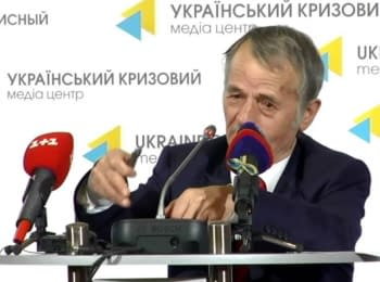 "(English) Mustafa Dzhemilev. ""Situation with Crimean Tatars: is it a new genocide?"", 06.10.2014"
