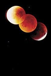 Повне місячне затемнення, 8 жовтня 2014