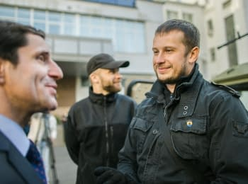"""Полк """"Азов"""" перейшов до складу Нацгвардії та отримав нову техніку"""
