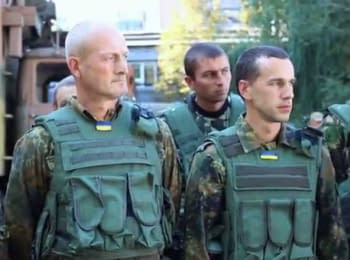 """Ukraine. Survive in the fire."" Film 2: At the forefront"