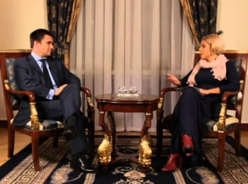 The full version of the interview of Pavlo Klimkin to the RBC-TV channel