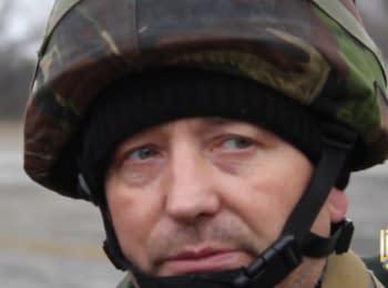 Опорні пункти в Лисичанську