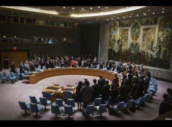Екстрене засідання Радбезу ООН стосовно ситуації в Україні, 12.11.2014