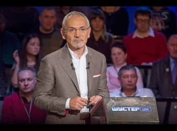 """Shuster LIVE. """"Maidan. The price and values"""", 18.11.2014"""